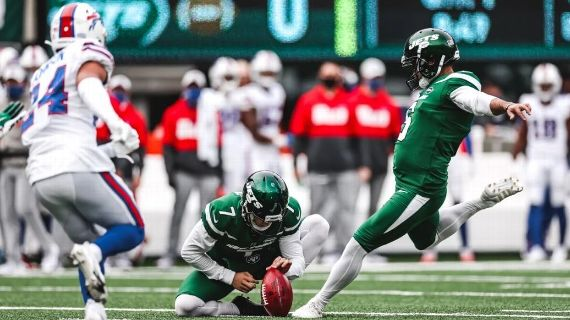 Pateador de origen mexicano debuta con los Jets