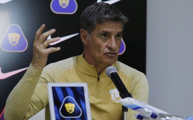 Michel no ve fracaso si Pumas no entra a Liguilla
