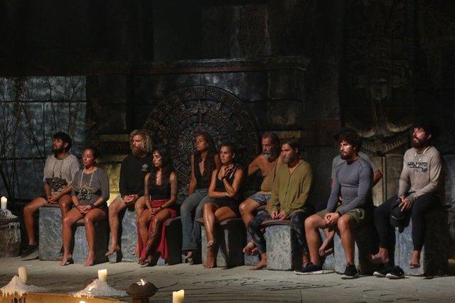 votaciones en el Consejo Tribal de Survivor este 25 de Julio del 2021