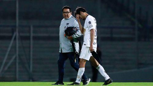Alejandro Arribas no jugara ante Cruz Azul