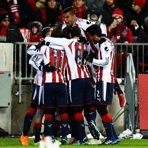 Resultado del Toronto FC vs Chivas en Final Concachampions