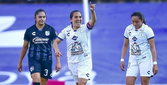 Resultado Querétaro vs Pachuca – Jornada 9- Guardianes 2021-  Liga MX Femenil