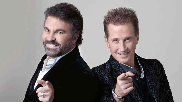 Concierto Emmanuel & Mijares en Vivo – Viernes 29 de Mayo del 2020