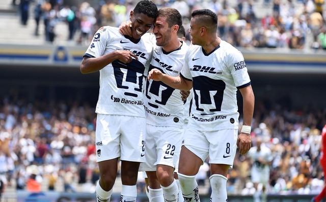 Resultado Pumas vs Veracruz -Jornada 5- Apertura  2019
