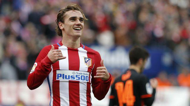 Atlético de Madrid y Barcelona harán intercambio Griezmann por Saúl