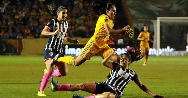 Resultado Tigres vs Monterrey – Final (Ida) – Liga MX Femenil