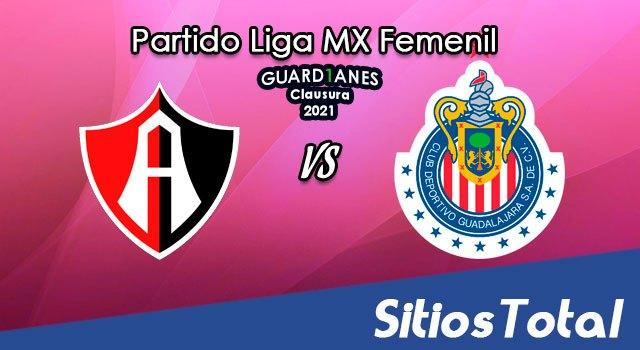 Atlas vs Chivas en Vivo – Partido de Ida Semfinales – Transmisión por TV, Fecha, Horario, MxM, Resultado – Guardianes 2021 de la Liga MX Femenil