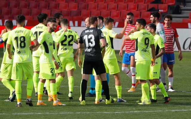 Resultado Granada vs Atlético de Madrid – J23 – La Liga 20-21