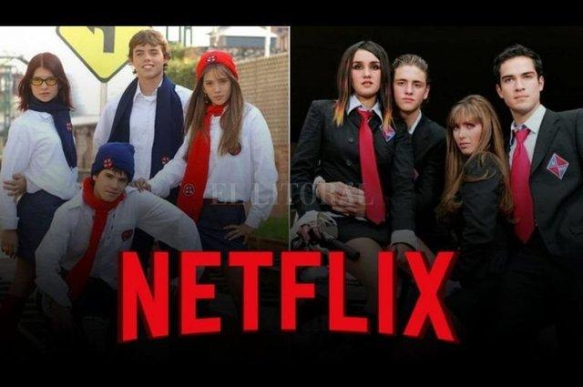 Nueva versión de Rebelde Way para Netflix con hijos de Omar Chaparro y Sergio Mayer
