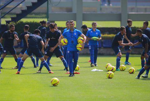 El Cruz Azul para el Apertura 2018