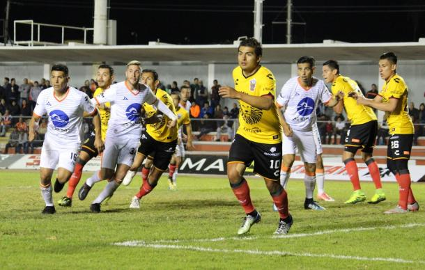 Resultado Dorados de Sinaloa vs Correcaminos en J4 de Copa MX