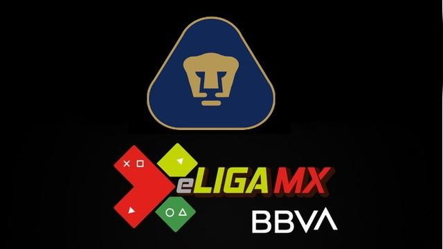 Calendario del Pumas para el Torneo eLiga MX
