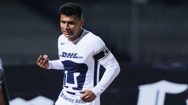 Gallardo quiere ser campeón con Pumas antes de ir al Mundial