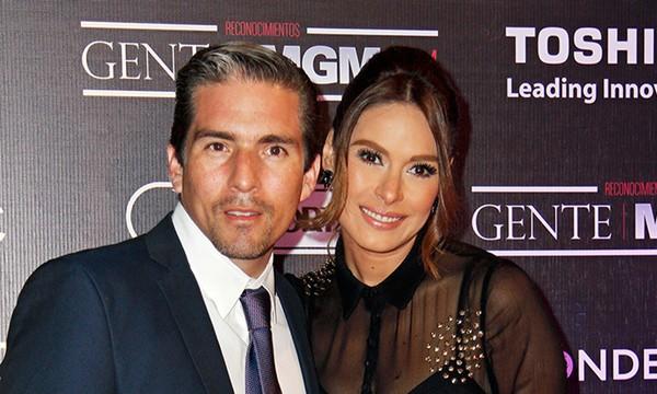 Fernando Reina se caso con Galilea Montijo a 3 dias del divorcio