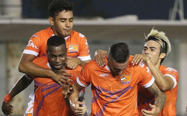 Resultado Correcaminos de la UAT vs  Cimarrones de Sonora FC – J6- Guardianes 2020 – Liga de Expansión 2020