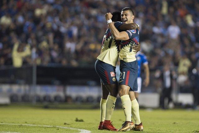 Resultado  America vs Lobos BUAP en Jornada 5 del Clausura 2018