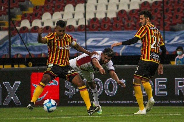 Resultado Leones Negros vs Atlante -7- Guardianes 2021 – Liga de Expansión 2021
