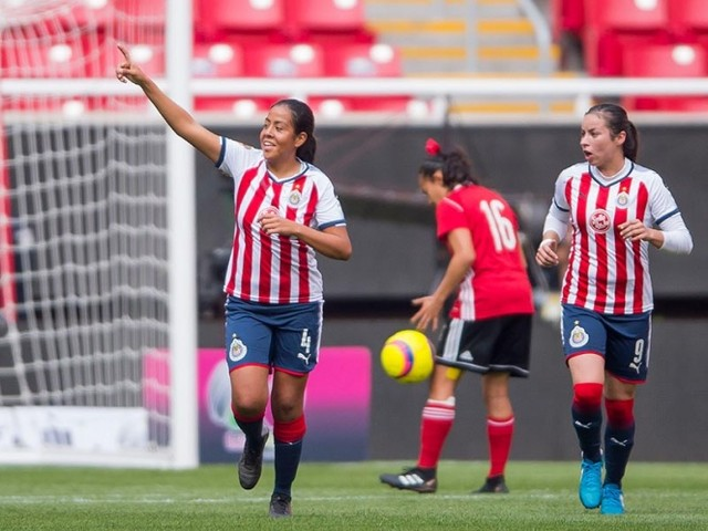 Resultado Chivas vs  Atlas en la J4 del Clausura 2018 – Futbol Femenil