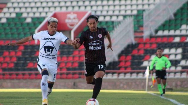Resultado Mineros de Zacatecas vs Pumas Tabasco – Jornada 3 – Guardianes 2021 – Liga de Expansión
