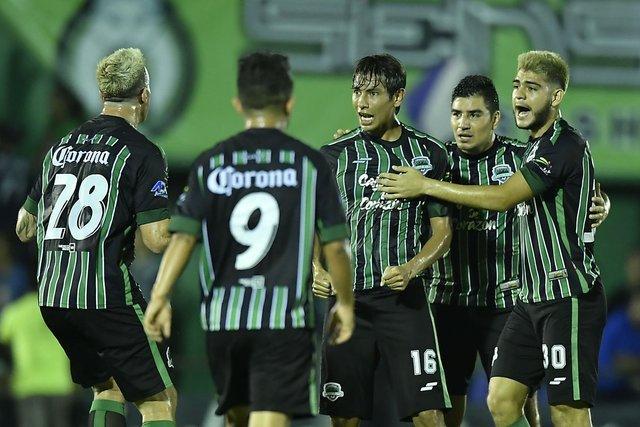 Resultado Cafetaleros de Tapachula vs Dorados de Sinaloa en Semifinales (Ida) del Clausura 2018