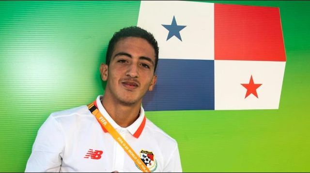 Promesa panameña del Cruz Azul debutará en el Mundial Sub 20