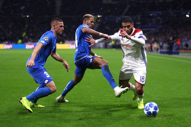 Resultado del Lyon vs TSG Hoffenheim – Fase Grupos – Champions League