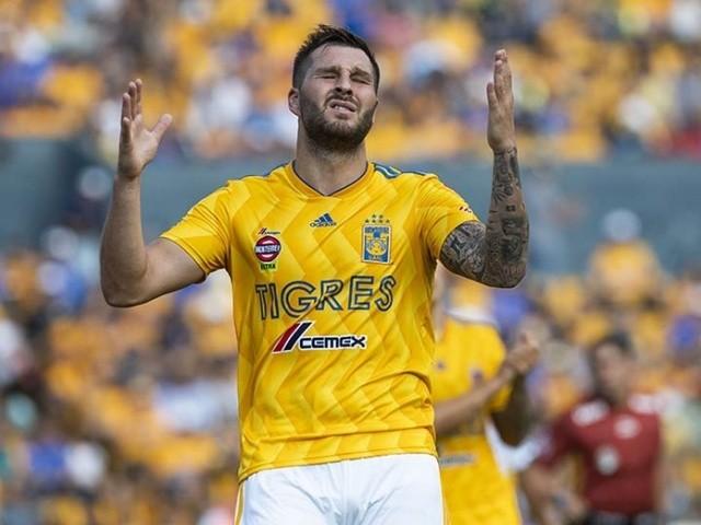 Tigres no contará con Ginac para enfrentar al Cruz Azul