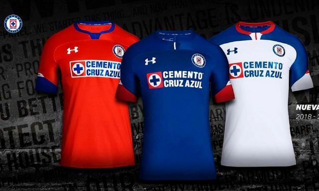 Cruz Azul y su patrocinador Under Armour terminan mal