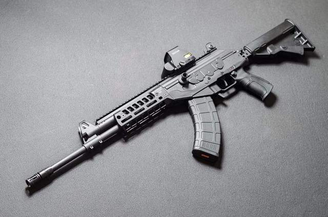 IWI Galil Ace Handguard/Forearm Question - The AK Files Forums