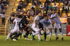 Resultado  Alebrijes de Oaxaca vs Tampico Madero en Jornada 9 del Clausura 2018