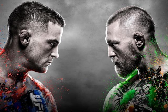 McGregor vs. Poirier en Vivo – UFC 257 – Sábado 23 de Enero del 2021