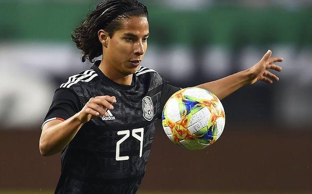 Diego Lainez, sabe de su responsabilidad en el Mundial Sub-20