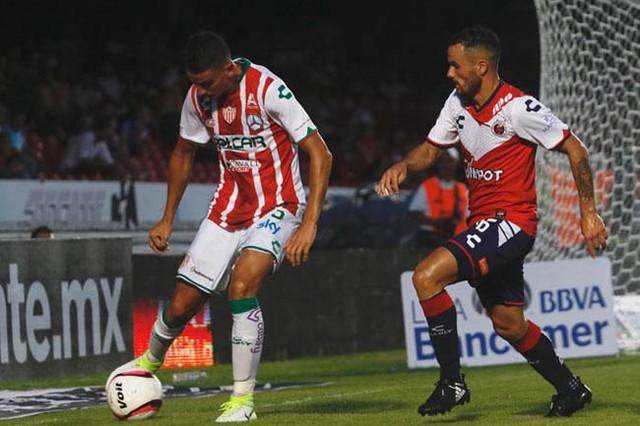 Resultado Necaxa vs Veracruz en la J1 del Clausura 2018