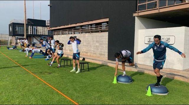 Cruz Azul tiene cuatro bajas oficiales para la Copa