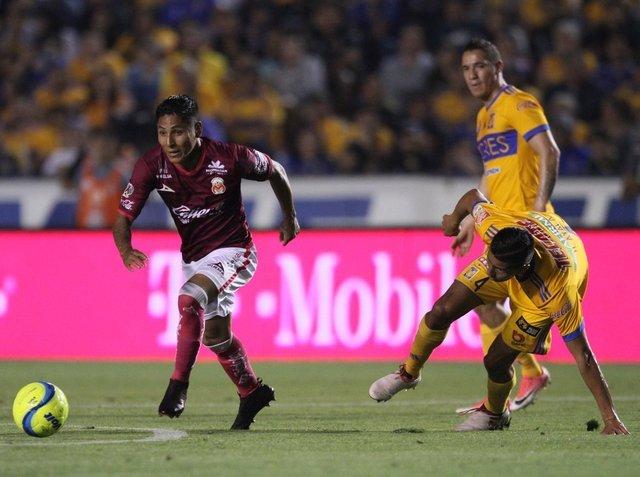 Resultado  Tigres vs Monarcas Morelia en Jornada 9 del Clausura 2018