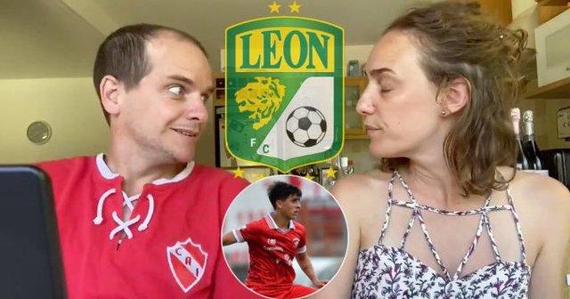 León anuncia a su nuevo refuerzo con ayuda de la pareja del mundial