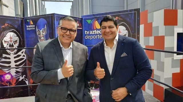 Televisa ficha a Carlos Aguilar de TV Azteca