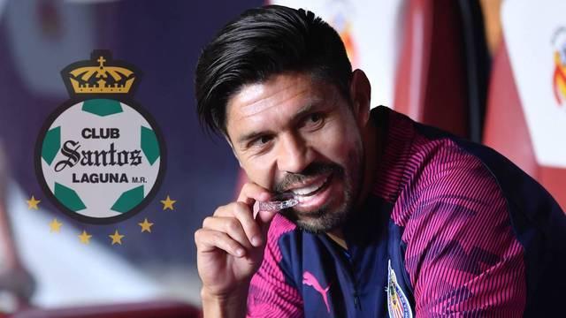 Dicen Oribe Peralta podría ir al Santos, Irarragorri lo descarta
