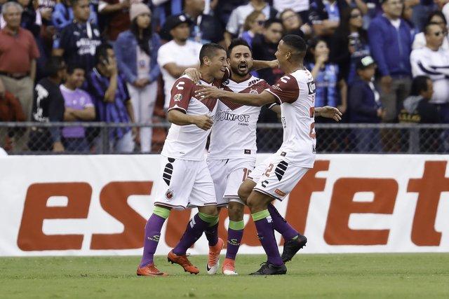 Resultado Querétaro vs Veracruz en Jornada 5 del Clausura 2018