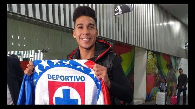 Fernández quiere ser campeón con Cruz Azul