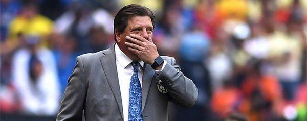 Herrera dice que América jugó cansado
