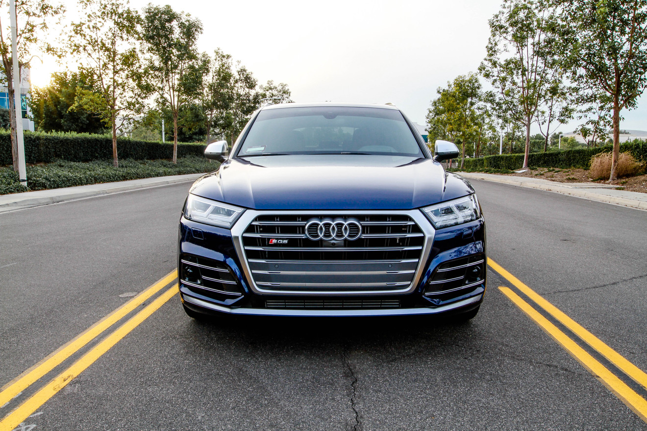 The Pacific German 2018 Sq5 Build