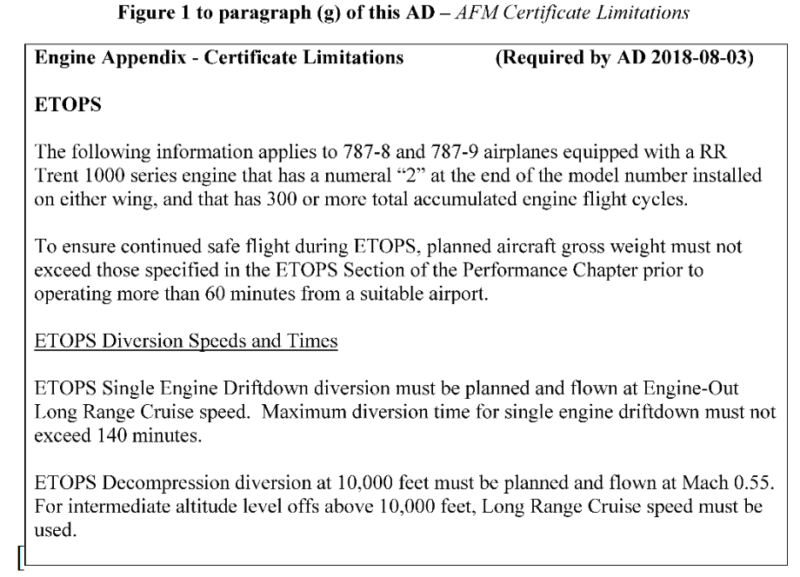 Do all Ba 787's have this RR engine issue? - Page 2