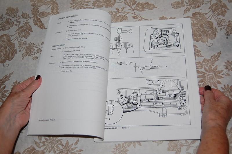 Singer 6234 service manual
