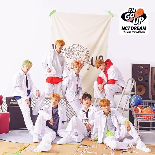 Download [Full Album] NCT DREAM - WE GO UP – THE 2ND MINI ALBUM Mp3 Album Cover