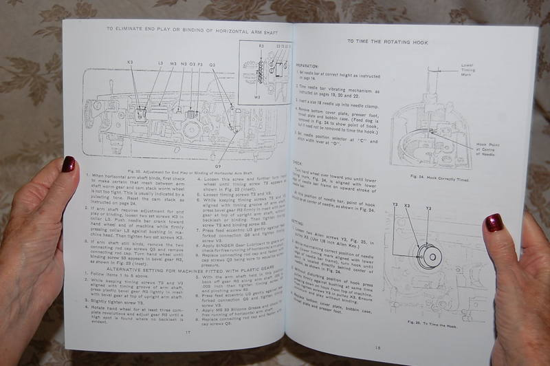 and Applicable to 457 466 477 Sewing Machines Singer 478 Service Manual on CD