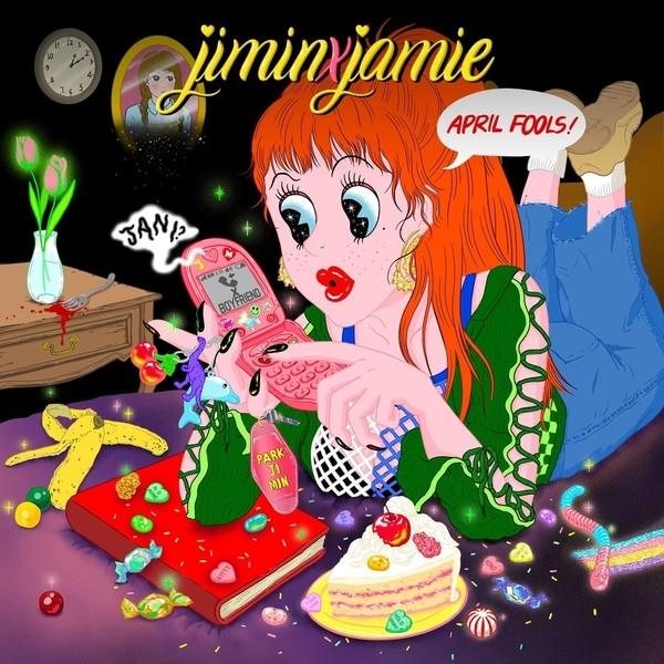 Download [Full Album] JIMIN PARK - JIMINXJAMIE Mp3 Album Cover