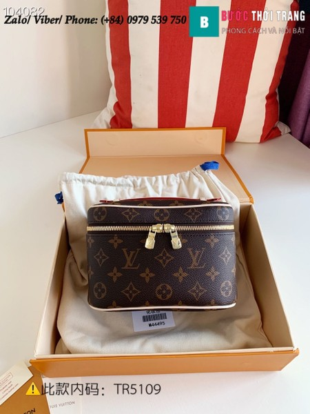 Túi Louis Vuitton Nice Mini Monogram Canvas - LV M44495