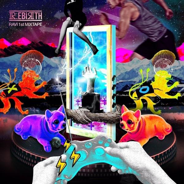 Download [Full Album] Ravi - 1st MIXTAPE (R.ebirth 2016) - EP Mp3 Album Cover