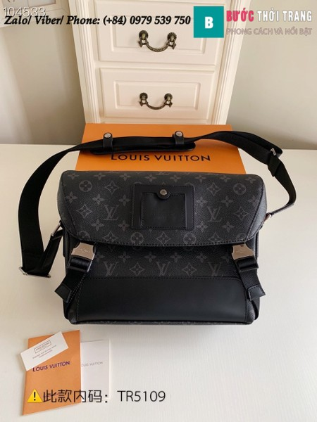 Túi Louis Vuitton Messenger PM Voyager - LV M40511